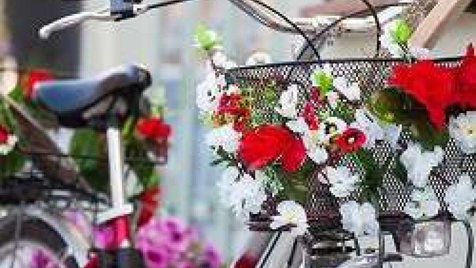 Biciclette in Fiore:Attacchi D'arte in Città
