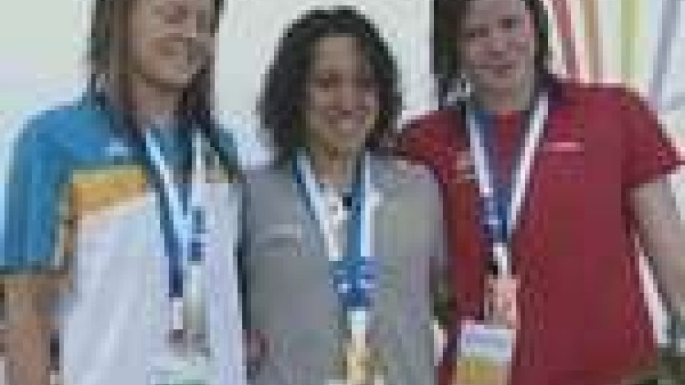 Arriva dalla vasca del nuoto il primo oro ai Giochi dei Piccoli Stati