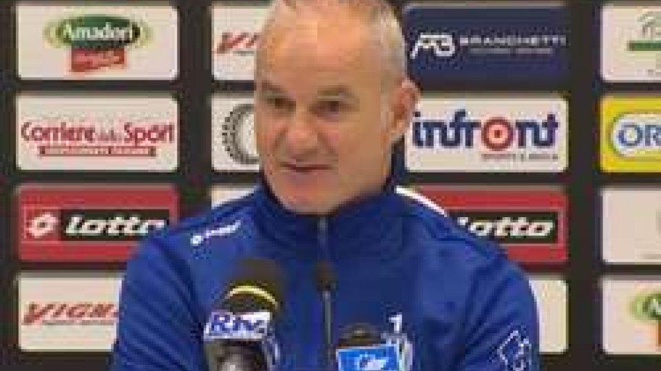 Cesena: Massimo Drago parla dell'alternanza fra i pali in vista della partita contro il LivornoCesena: Massimo Drago parla dell'alternanza fra i pali in vista della partita contro il Livorno