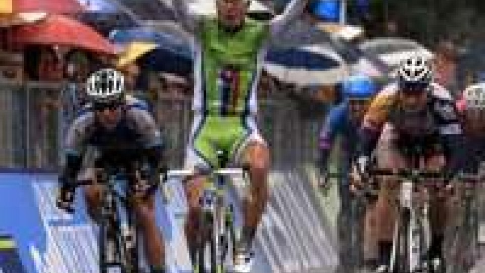 Ciclismo: Tirreno-Adriatico 2014 da Donoratico a S.Benedetto