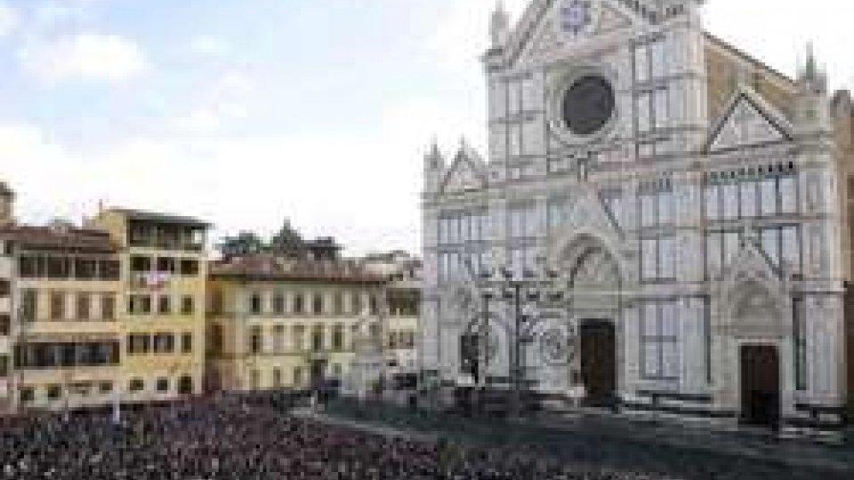 Firenze saluta il suo Capitano