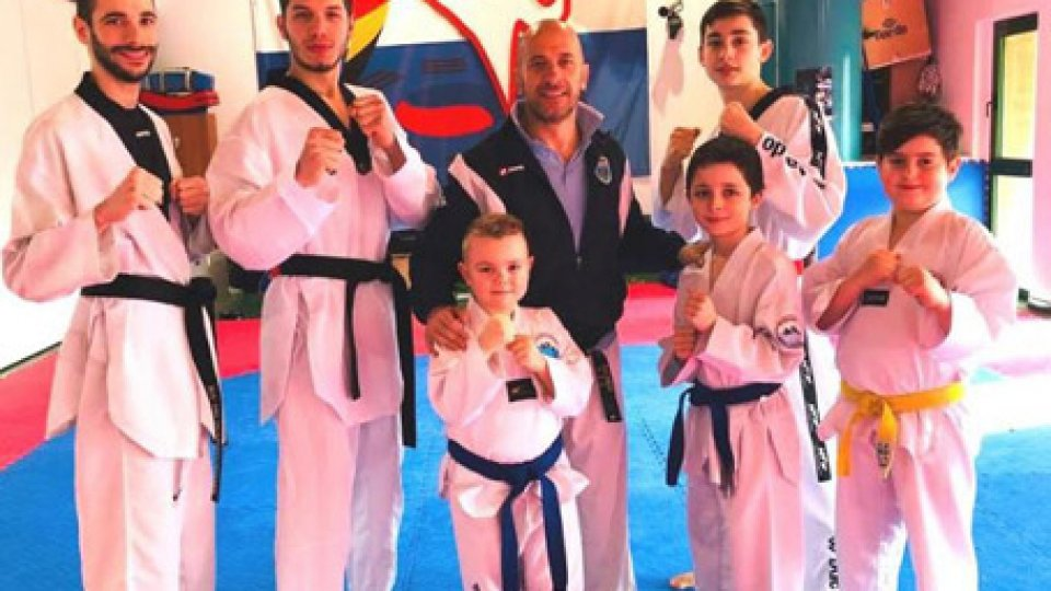 Taekwondo: 5 Bianco-Azzurri al raduno di Forli e 9 all'interegionale di Pesaro
