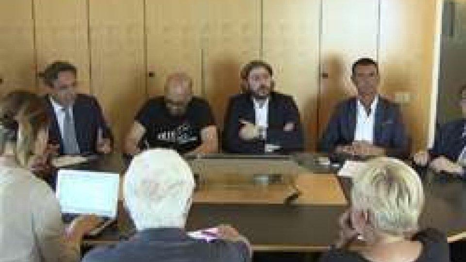 Conferenza stampa OpposizioneOpposizione contro Celli e Direttore Bcsm