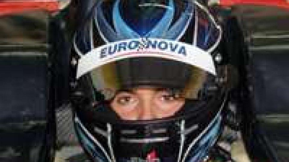 Gp3 Series: Zonzini domani all'Estoril