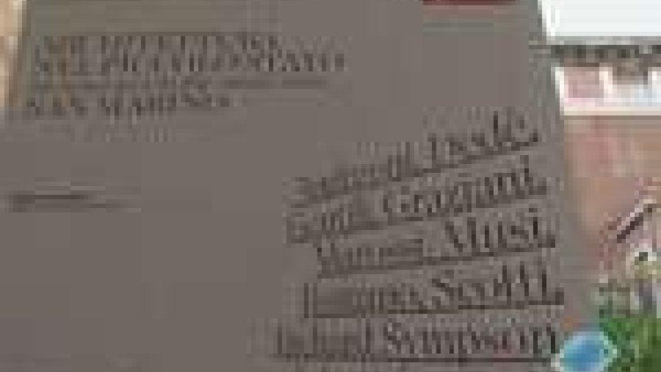 """San Marino - Presentata la mostra """"Architettura nel piccolo Stato. Nove fotografi per nove architetture""""Presentata la mostra """"Architettura nel piccolo Stato. Nove fotografi per nove architetture"""""""