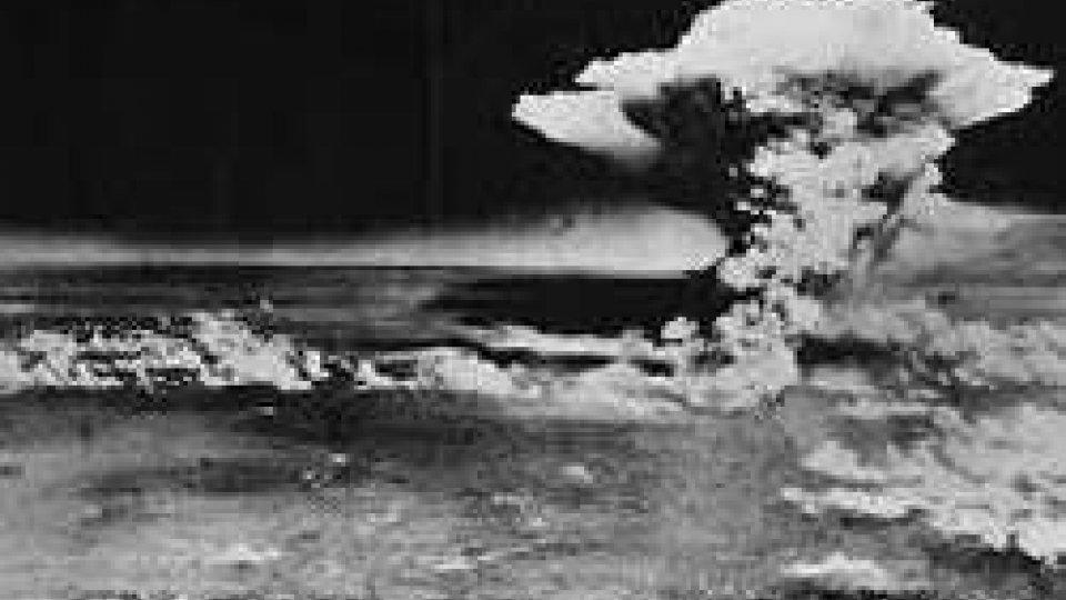 l'atomica su Hiroshima