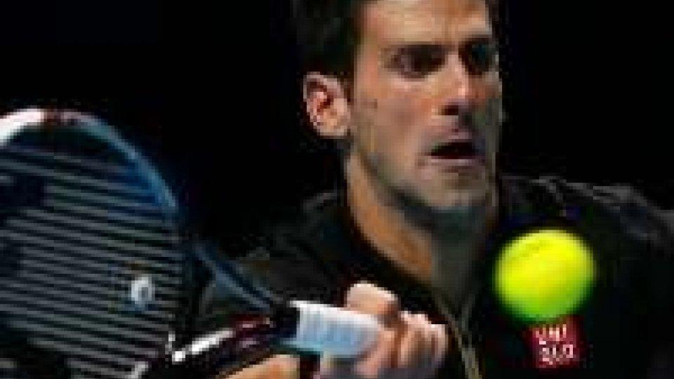 Tennis: Masters Atp; Djokovic in finale per la quarta volta