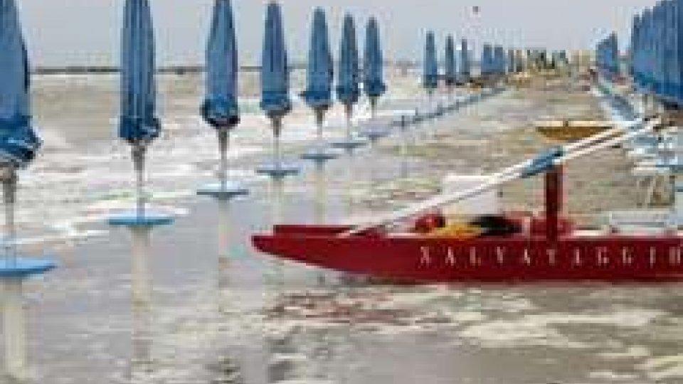 Mareggiate: la Regione stanzia i fondi per le spiagge