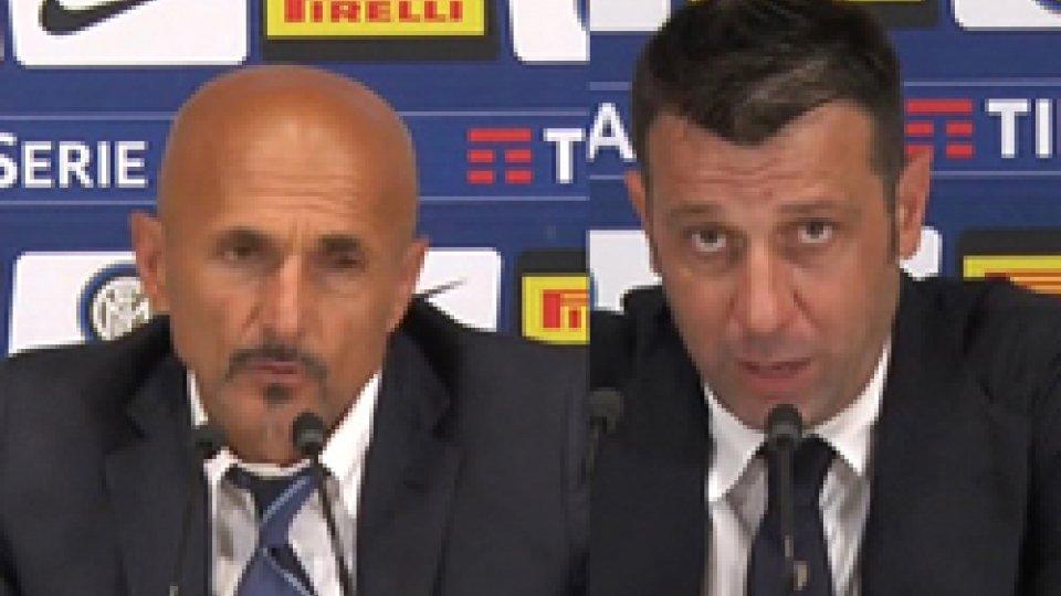 """SpallettiSpalletti: """"C'era un rigore per noi"""""""