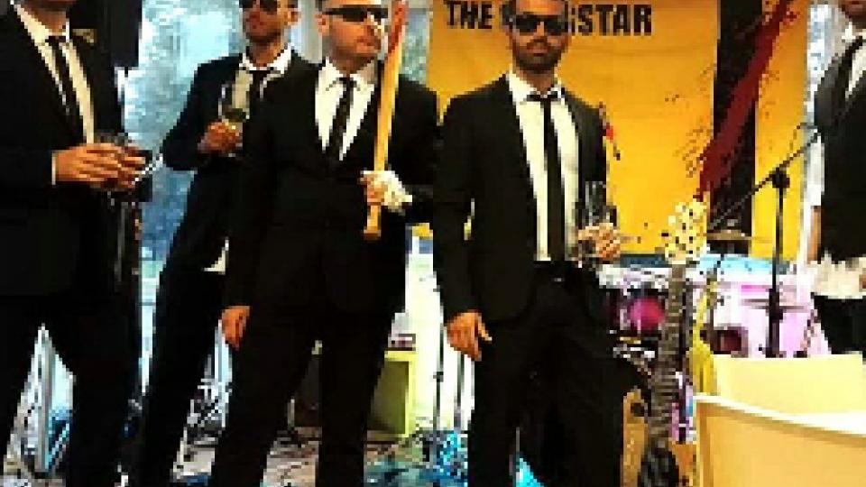 The Gangstar sul palco a Riccione per beneficienza, concerto sabato 7 ottobre a Spazio Tondelli