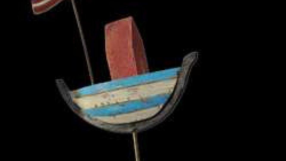 Domani a Khorakhané  l'artista del legno che fa opere con i barconi della speranza