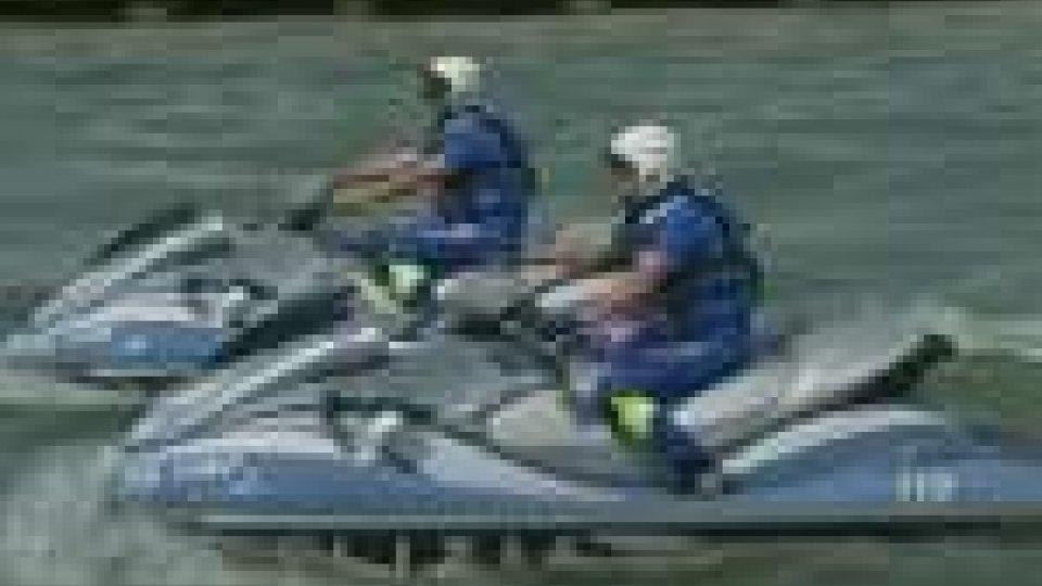 Presentate moto d'acqua per la Questura di Rimini