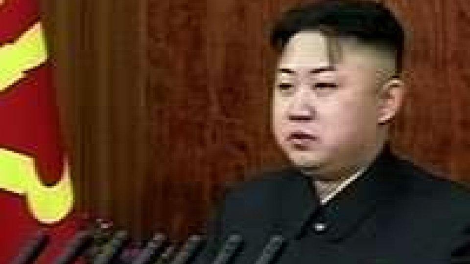 Corea Nord: discorso a sorpresa di Kim Jong-Un