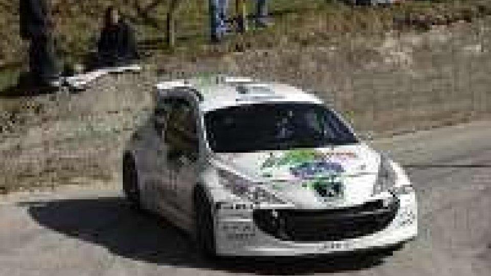 Rally della Romagna: vincono Tomassini e Bizzocchi.