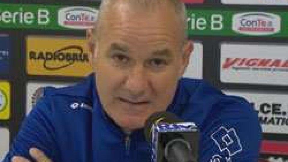 Massimo DragoSerie B: l' allenatore Drago parla del buon momento del Cesena