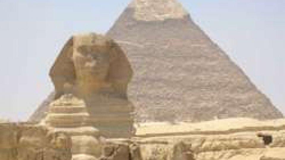 18 marzo 1989: il ritrovamento di una antica mummia nella Piramide di Cheope