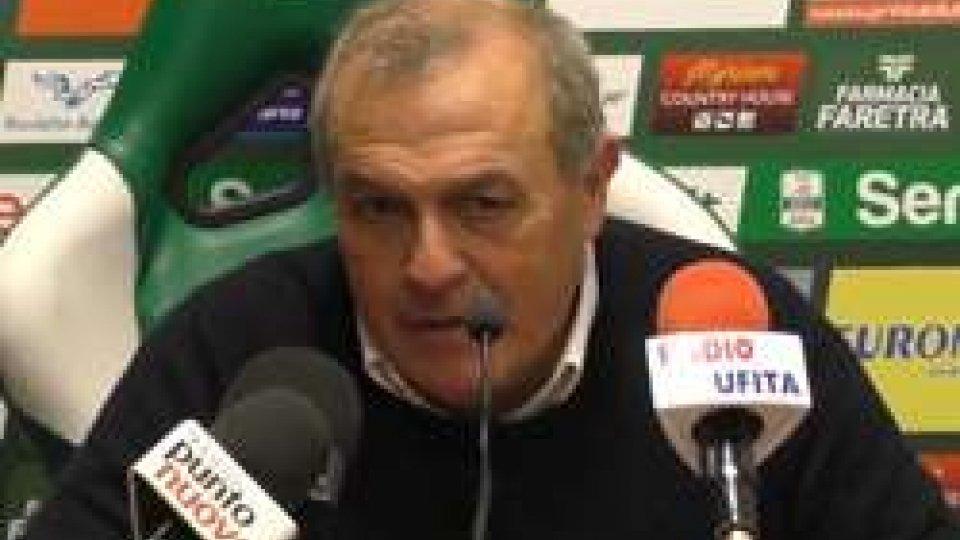 """Fabrizio CastoriFabrizio Castori: """"Partita complicata, bravi a non mollare"""""""