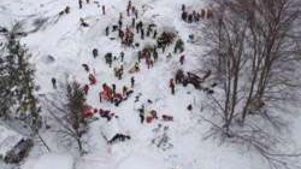 Sei persone indagate per la tragedia dell'Hotel Rigopiano