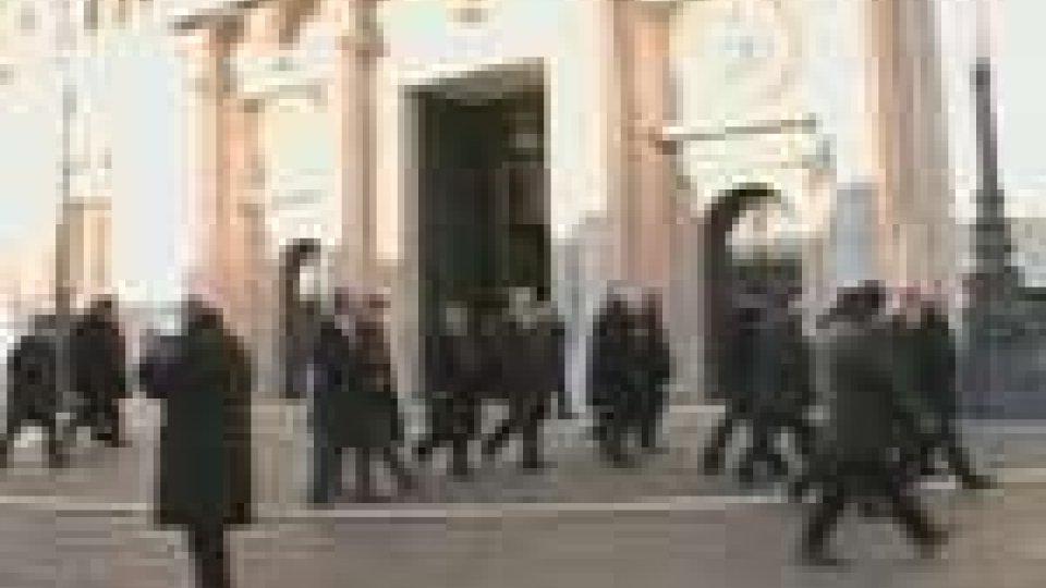 Delegazione sammarinese a Roma
