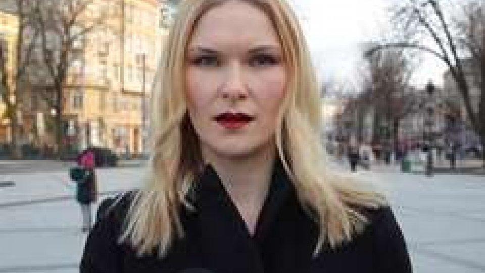 Victoria PolischukUcraina: il 9 marzo si è ricordata la nascita del poeta Taras Shevchenko