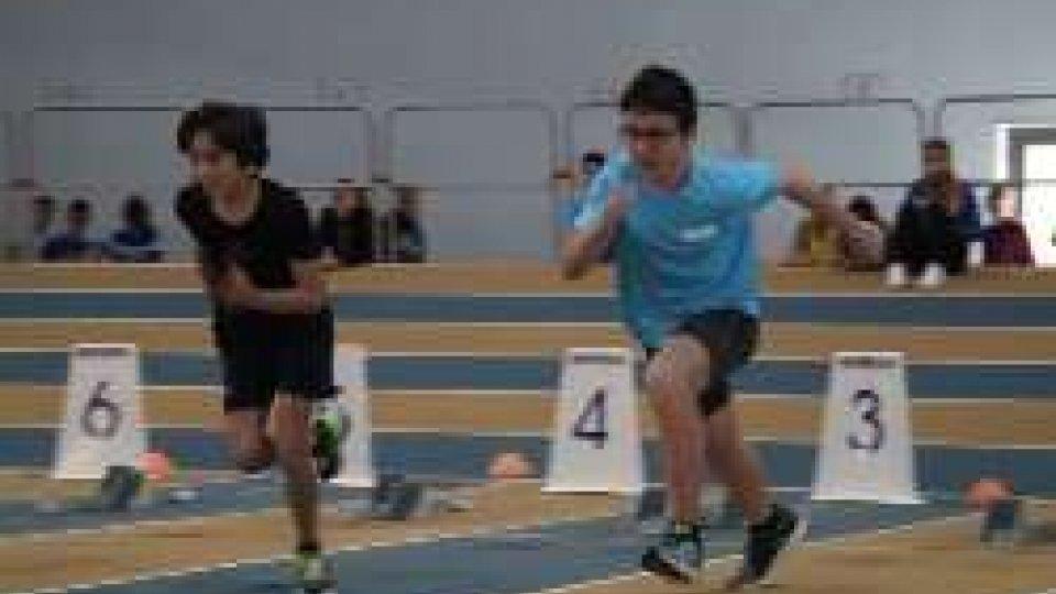 Atletica leggera: esordio nelle gare indoor con due record sammarinesi