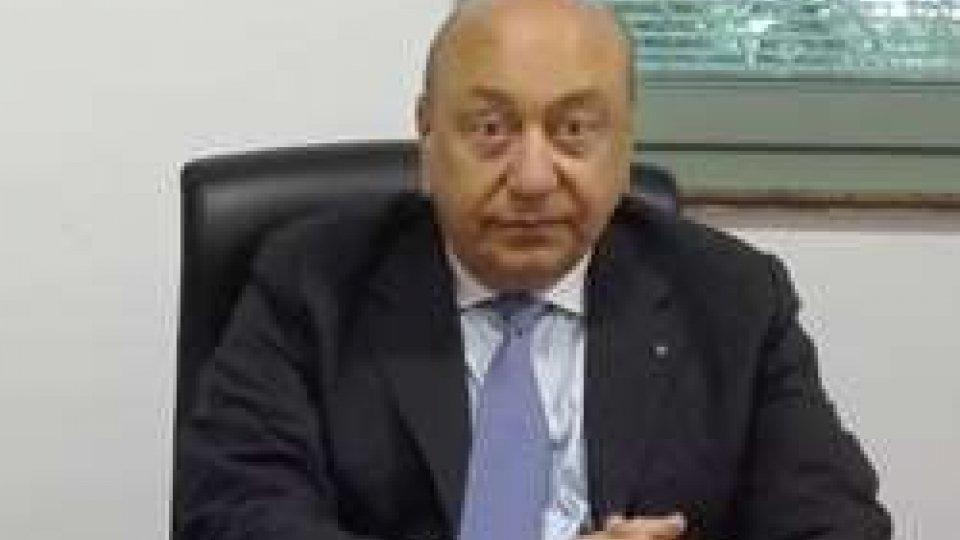 Il senatore di Forza Italia Antonio Barboni