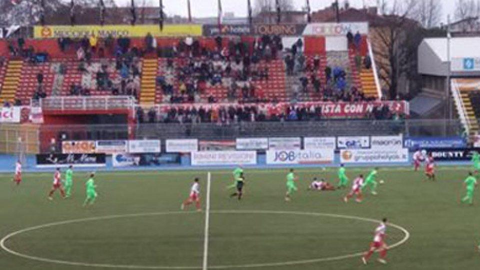 @RiminiFootballClubIl Rimini si accontenta del pari con la Giana Erminio e allunga la striscia positiva