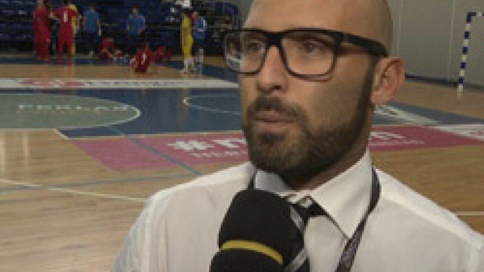 """Intervista a Daniele AlbaniFutsal Champions League, Albani: """"Settimana piena di emozioni, dobbiamo far cresce il movimento"""""""