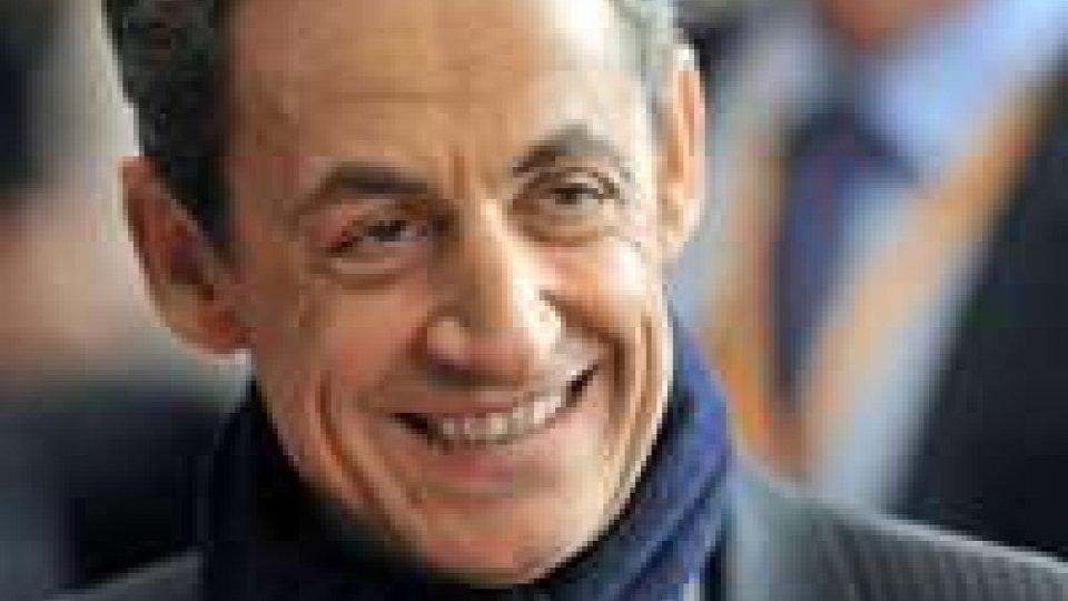 Sarkozy pronto a scendere ancora in campo
