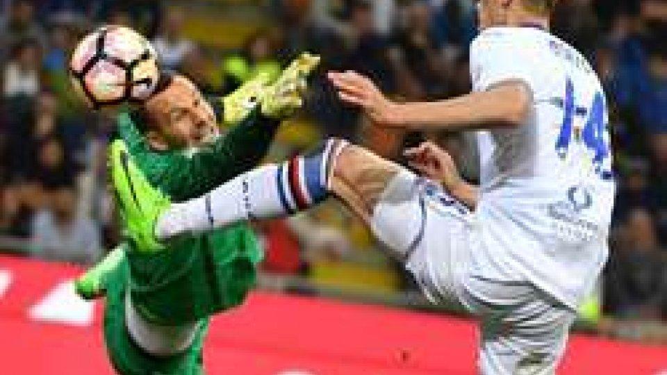 Serie A, Inter-Sampdoria: intervista a Pioli e Giampaolo