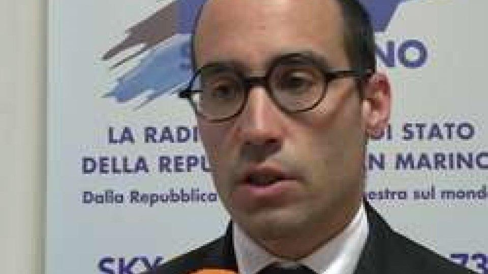 """Segretario di Stato agli EsteriUe, Renzi: """"Juncker guarda con attenzione al percorso di San Marino e alle sue richieste"""""""