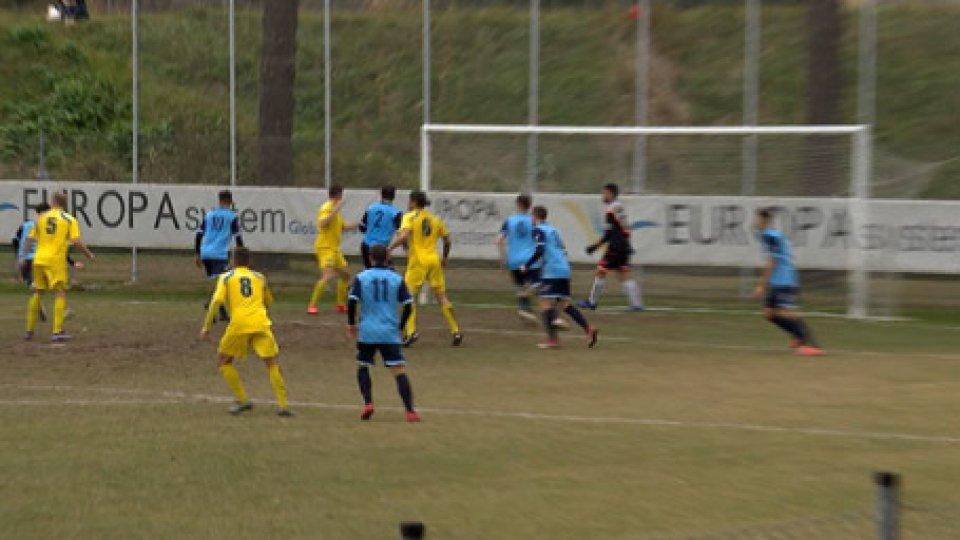 San Marino-MezzolaraSerie D: il San Marino fatica a vincere, il Cesena vola, il Santarcangelo sprofonda