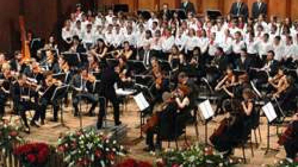 Sabato 23 dicembre alle 21 presso il Teatro Nuovo di Dogana torna il tradizionale concerto di Natale dell'Istituto Musicale Sammarinese