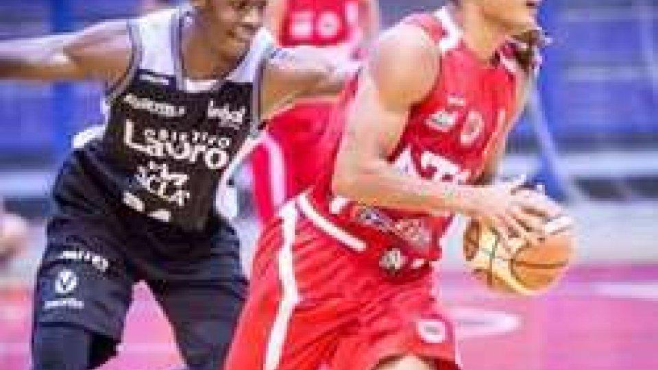 Basket: quinta sconfitta consecutiva per NTS, vince Monsummano 99-81