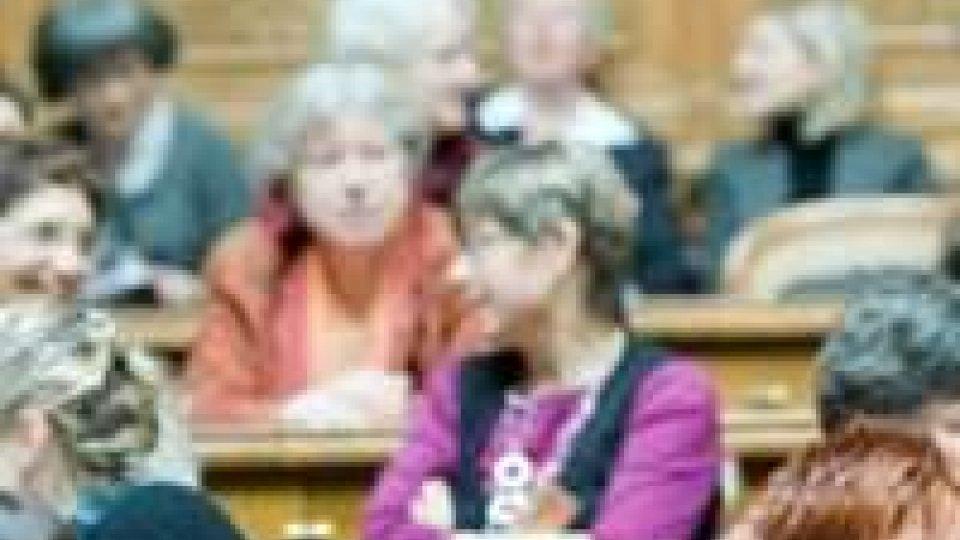 8 marzo: +47% donne parlamentari ma solo 14% in corti giustizia