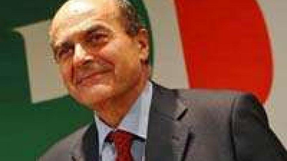 Governo: oggi Bersani incontra i grillini