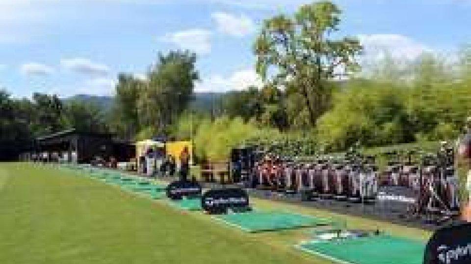 Golf: San Marino ha da oggi il campo pratica