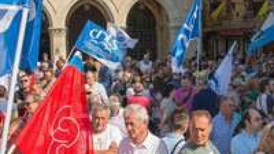 Riforma fiscale: mercoledì manifestazione davanti al Begni organizzata dalla Csu.