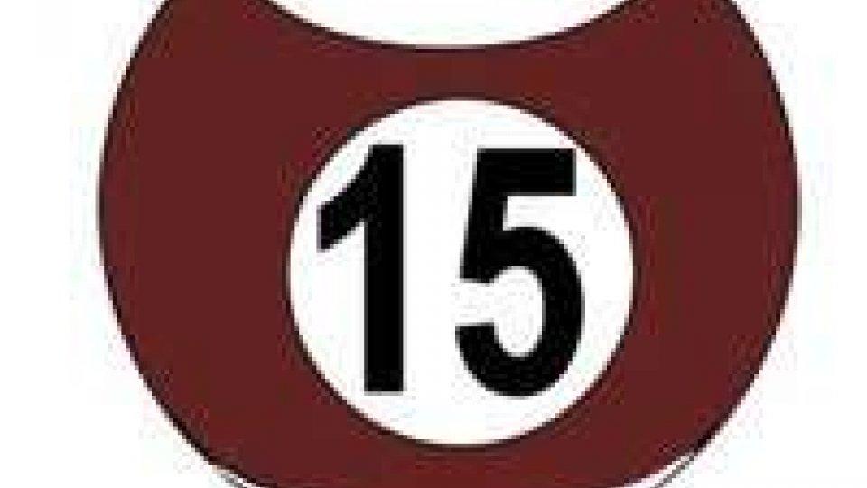 Comitato Massimo 15: raccolta firme