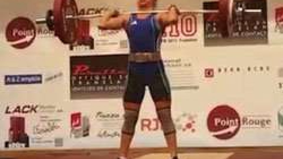 Carol Tartaglia vince il Challenge internazionale