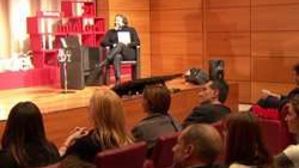 21 minuti Avant-Garde21 minuti Avant-garde: al Kursaal la conferenza itinerante che connette high-tech e pace