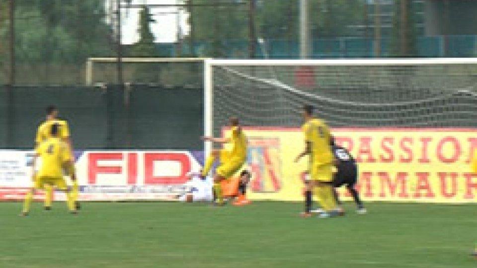 Coppa Italia: Sammaurese - San Marino 1-0Coppa Italia: Sammaurese - San Marino 1-0