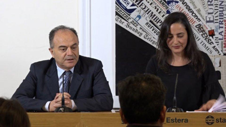 "Nicola GratteriNicola Gratteri: ""San Marino posto interessante per mafie e 'ndrangheta"""