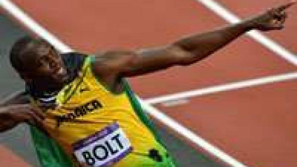 Usain Bolt re dei 100 metriBolt non tradisce le attese e si conferma il re dei 100 metri
