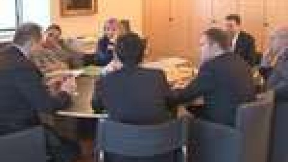 Riforma della PA nell'incontro tra Segretario Ciavatta e categorie economiche