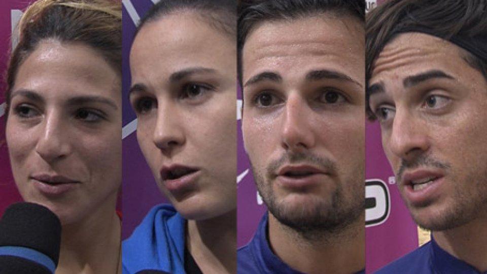 Interviste a Gasparri, Bacchetta, Cappelletti e GiovanniniBeach Tennis Master Cup, le parole dei vincitori