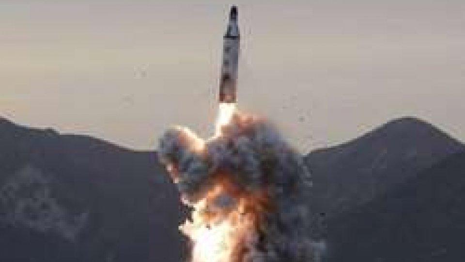 lancio del missile balistico della Corea del NordRiunione di emergenza all'Onu, dopo il lancio del missile balistico della Corea del Nord