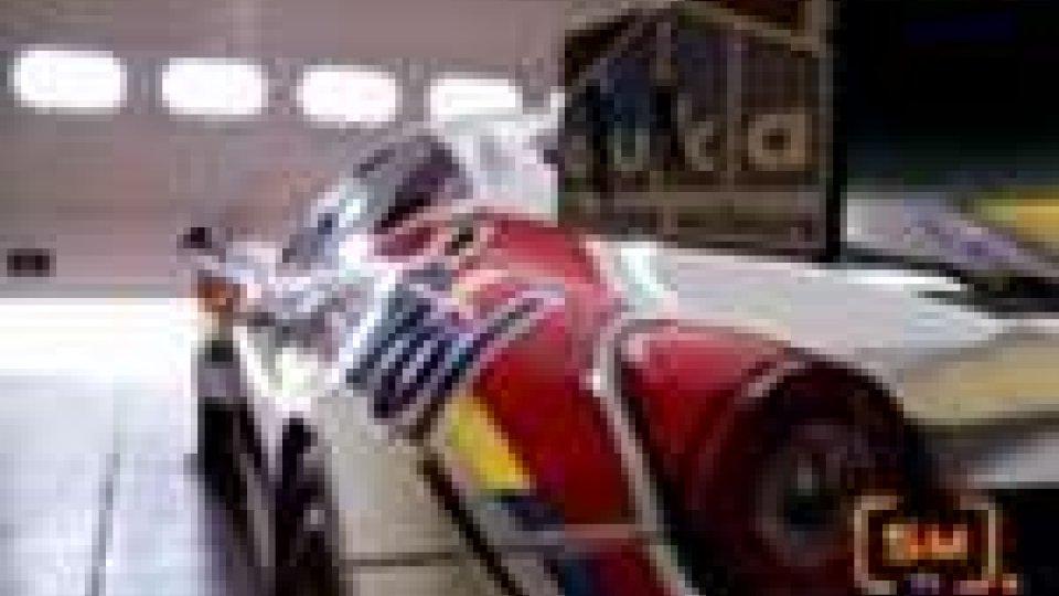 Presentata la nuova Ferrari 458 GT2. Parteciperà all'International GT open con la scuderia Villorba corse