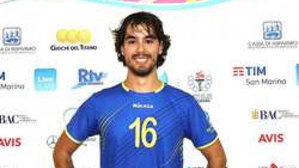 Elia LazzariniVolley: sconfitte al tie break per la Banca di San Marino