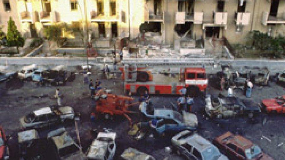 19 luglio 1992: la strage di via D'Amelio